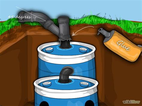 tiny house septic system how to construct a small septic system