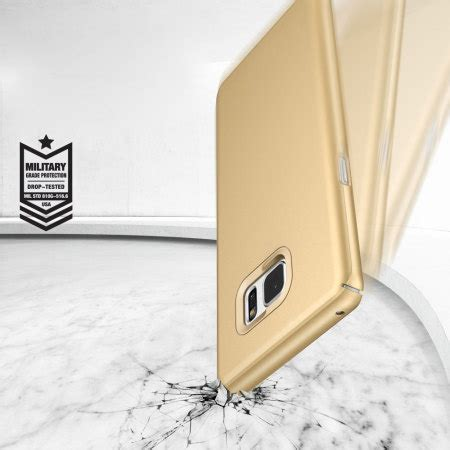 Rearth Ringke Slim Apple Iphone 7 Royal Gold rearth ringke slim samsung galaxy note 7 royal gold mobilezap australia