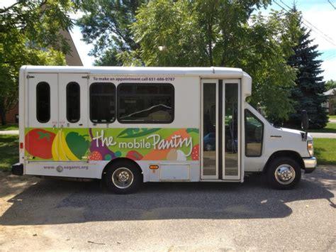 Burnsville Food Shelf by Dakota County Food Shelf Debuts Mobile Food Pantry