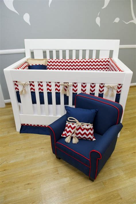 Nautical Crib Bedding The Nautical Crib Bedding Crib Bedding