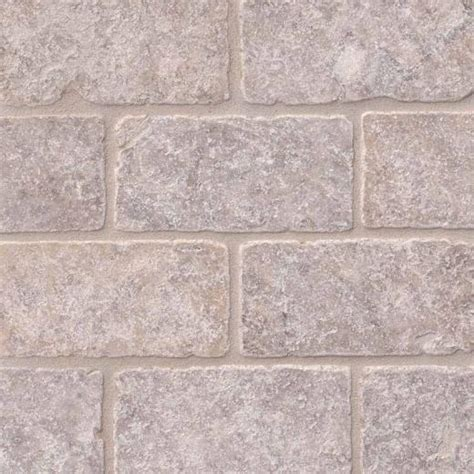 msi silver travertine 3x6 subway tile backsplash ttsiltr36t