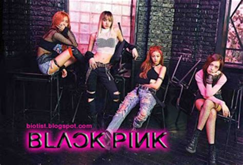 blackpink oldest to youngest black pink profile facts photos and biography of