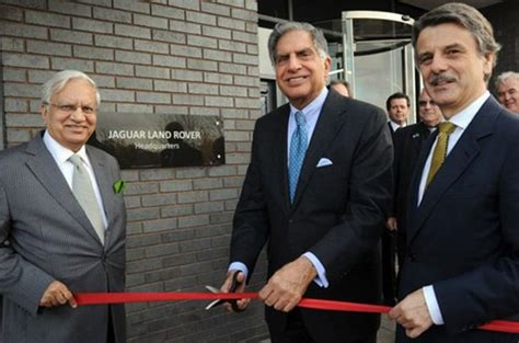 jaguar corporate headquarters ratan tata opens new jlr global headquarters in coventry