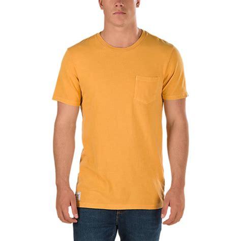 Everyday Shirt washed everyday pocket t shirt shop mens tees at vans