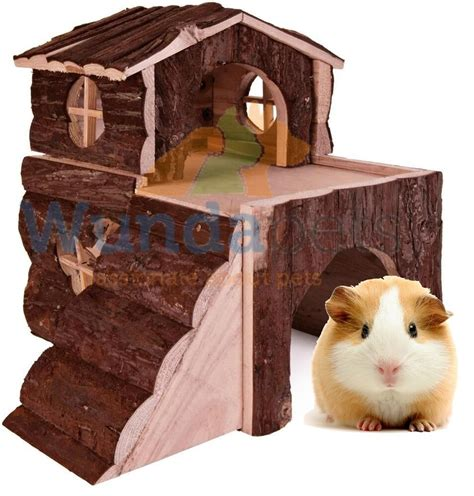 Guinea Pig Houses by Two Storey Bjork Large Guinea Pig House With Rs