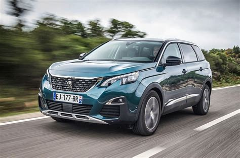 one review 2017 2017 peugeot 5008 review autocar