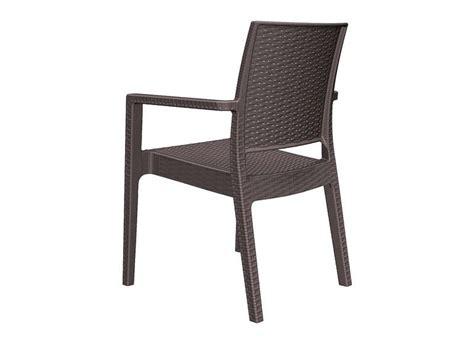 Chaise Exterieure by Chaise De Jardin En R 233 Sine Tress 233 E Achatdesign
