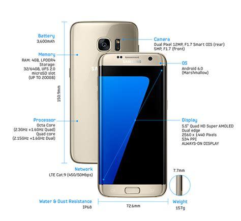 Kaos Samsung Galaxy S7 Edge Putih harga samsung galaxy s7 s7 edge di malaysia spesifikasi