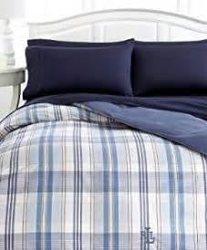 Ralph Lauren Plaid Down Comforter Amazon Com Lauren By Ralph Lauren Sundeck Pastel Blue