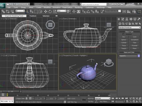 viewport layout in 3ds max 3ds max basic training lesson 2 how to navigate