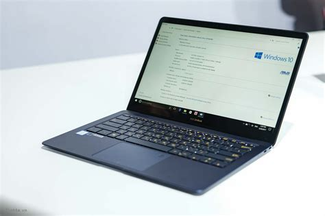 Ban Laptop Asus Zenbook tr 234 n tay asus zenbook 3 deluxe mỏng nhẹ mạnh tinhte vn