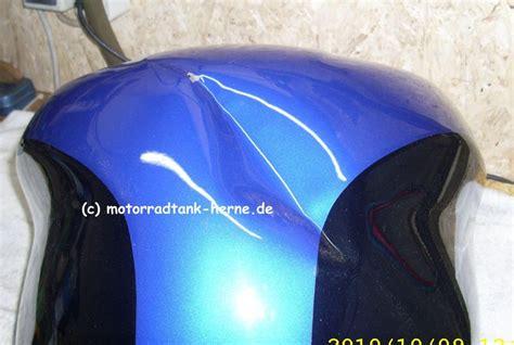 Motorradtank Lackieren Kosten by Motorradtank Entrosten Versiegeln L 246 Ten Schweissen
