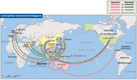 porto di singapore singapore in quot atlante geopolitico quot