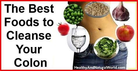 Best Way To Detox The Bowels by The Best Foods To Cleanse Your Colon Miscellaneous