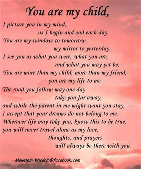 Letter You Are My World You Are My Child Pictures Photos And Images For And