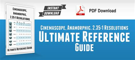 if then else the ultimate reference guide for anyone who works in or with information systems professionals books the ultimate reference guide to cinemascope anamorphic