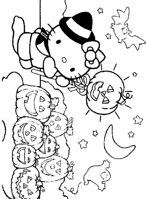 free online halloween coloring pages coloring home