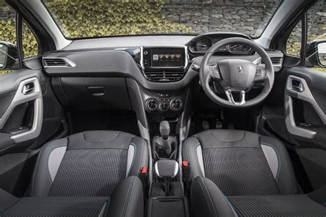 peugeot 2008 interior 2015 peugeot 2008 urban cross dissapointment comes with orange