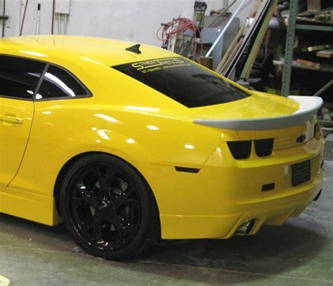 2010 2013 camaro painted rear spoiler rpidesigns.com