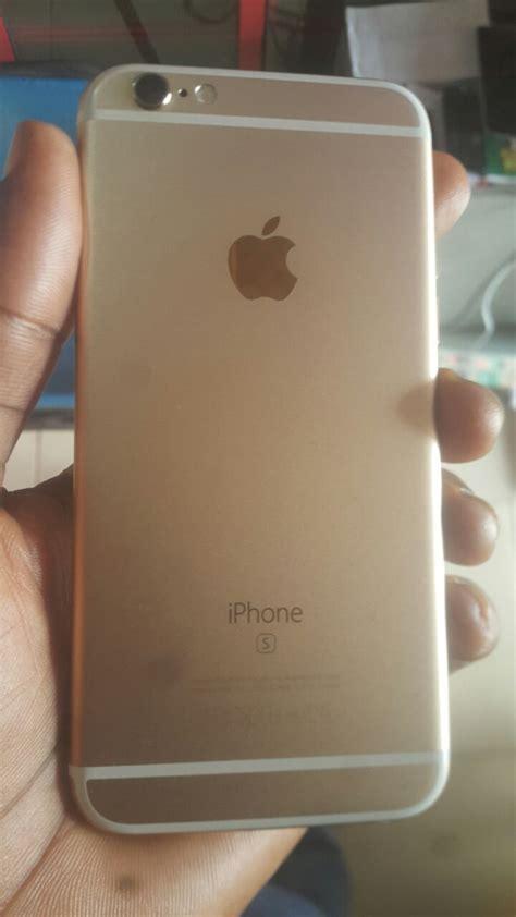 uk  gold iphone  gb  sale  ibadan    technology market nigeria