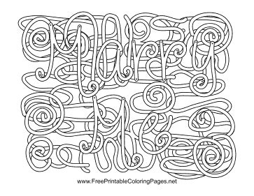 coloring pages with hidden words marriage proposal hidden word coloring page
