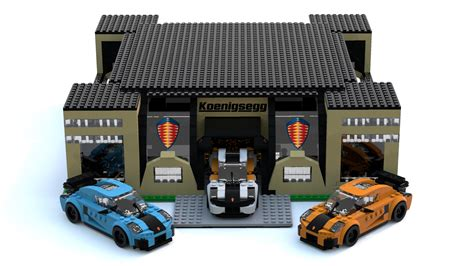 koenigsegg lego lego ideas koenigsegg dealership and showroom