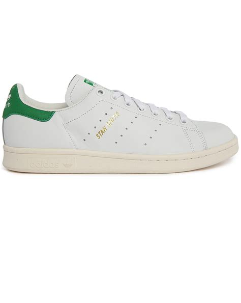 stan smith sneaker adidas originals white stan smith sneakers in green for