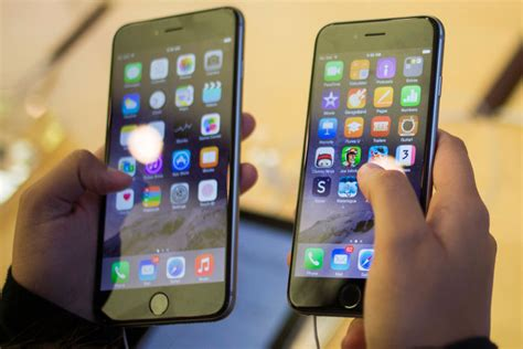 apple iphone 6s vs iphone 6 specs features and autonomy comparison neurogadget