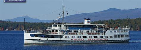 mount washington boat wedding m s mount washington scenic cruises on lake
