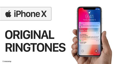 apple iphone  ringtones notifications notched iphone