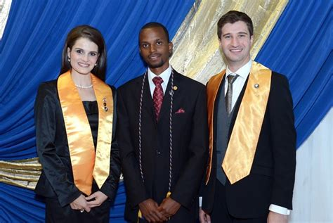 Nmmu Mba by Member Highlights Golden Key
