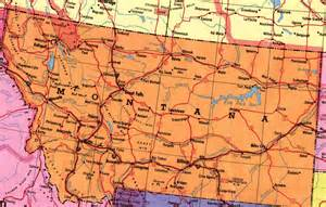 Montana Maps by Madison County Montana Maps