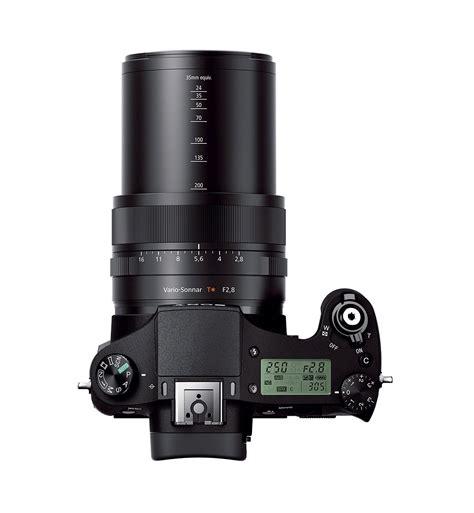 Kamera Sony Cybershot Second Sony Cybershot Rx10 Sports 1 Inch Cmos 24 200mm F 2 8