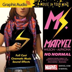 ms marvel volume 1 no normal marvel comics own ms marvel coming to graphicaudio 174