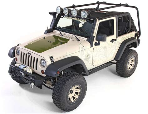 rugged ridge australia rugged ridge jk wrangler 2door sherpa roof rack system
