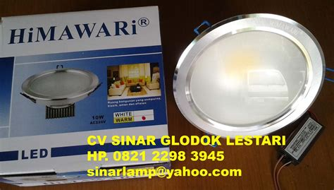 Himawari Solar Lighting System - downlight led 10w himawari