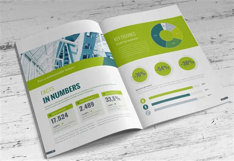 annual report design sles 10 creative annual report brochure designs designinstance