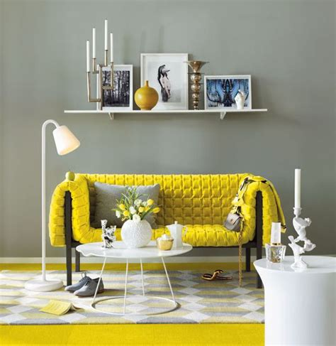 gray and yellow sofa colors know auspicious colors as per vastu http