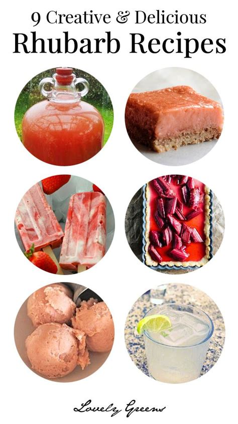 11 creative cing food ideas and recipes that will make 9 creative delicious rhubarb recipes food goodness