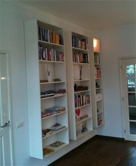 Floating Billy Bookcase Float Ikea Bookcases For Maximum Shelf Space With Zero