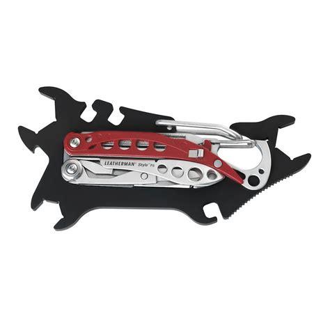 leatherman style ps multi tool leatherman 174 jam pocket tool style ps multi tool combo pack