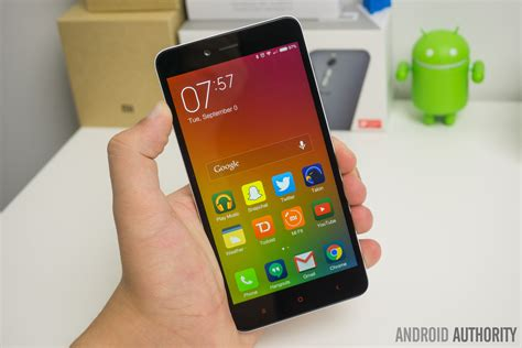 Xiaomi Redmi Note 2 Con Charger xiaomi redmi note 2 review