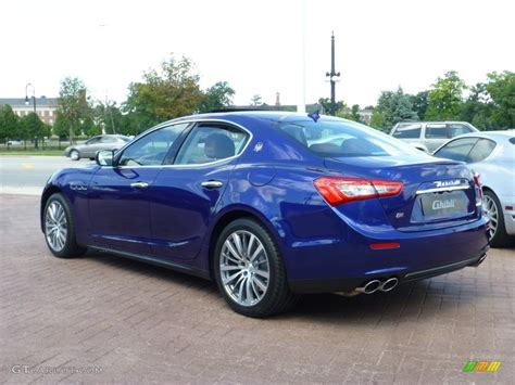 ghibli maserati blue 2014 maserati ghibli images autos post