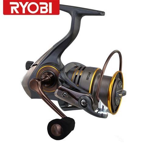 reel ryobi xenos iii 4000 6 bb free shipping 100 original japan cheap spinning fishing