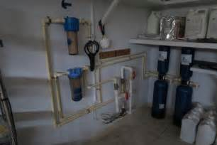 House Health Plan why a whole house water filter system is a necessity