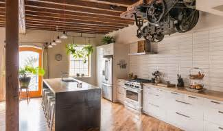 Traditional Wooden Kitchens - gorgeous variations on laying subway tile