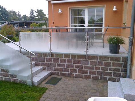 Geländer Terrasse by Metallbau Kokisch In Gro 223 Enhain Unsere Referenzen Im