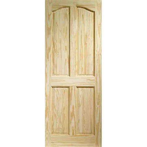 Clear Pine Interior Doors Clear Pine Chislehurst Doors