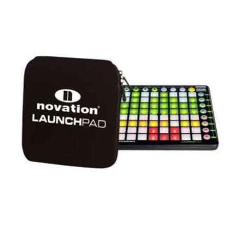 novation launchpad pro intelligent controller @ the dj hookup