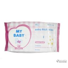 Mitu Baby Wipes 60 Sheets Refill daftar produk tissue superstore the smart choice